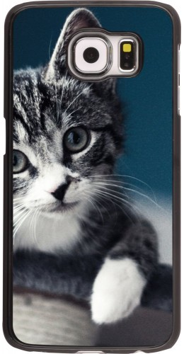 Coque Galaxy S6 edge - Meow 23