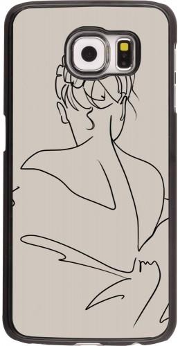 Coque Samsung Galaxy S6 edge - Salnikova 05