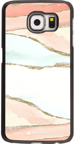 Coque Samsung Galaxy S6 edge - Shimmering Orange