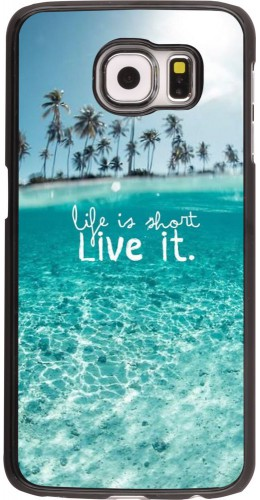 Coque Samsung Galaxy S6 edge - Summer 18 24