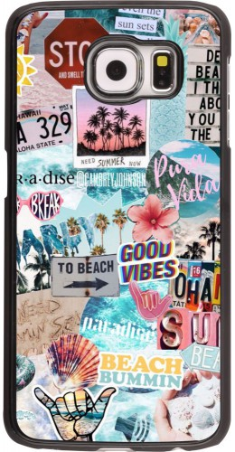Coque Samsung Galaxy S6 edge - Summer 20 collage
