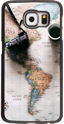 Coque Samsung Galaxy S6 edge - Travel 01