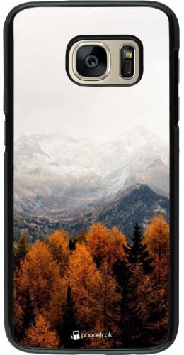 Coque Samsung Galaxy S7 - Autumn 21 Forest Mountain