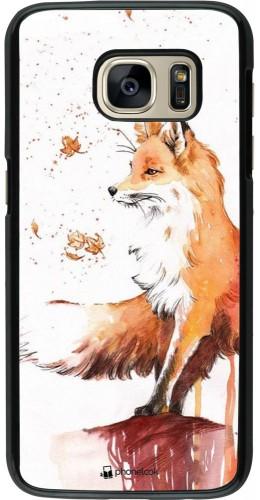 Coque Samsung Galaxy S7 - Autumn 21 Fox