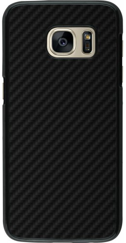 Coque Samsung Galaxy S7 - Carbon Basic