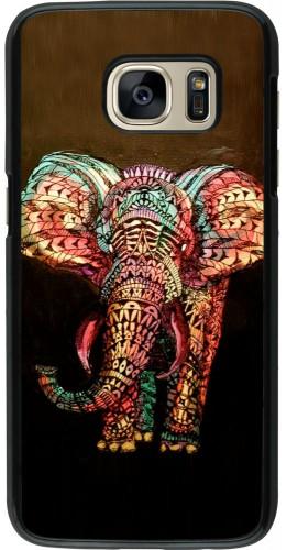 Coque Samsung Galaxy S7 -  Elephant 02