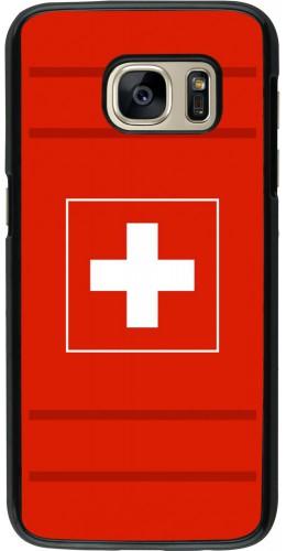Coque Samsung Galaxy S7 - Euro 2020 Switzerland
