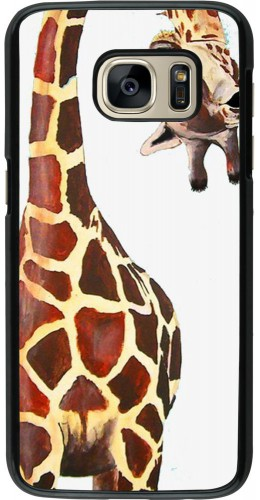 Coque Samsung Galaxy S7 - Giraffe Fit