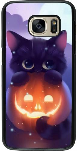 Coque Galaxy S7 - Halloween 17 15