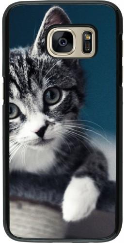 Coque Galaxy S7 - Meow 23
