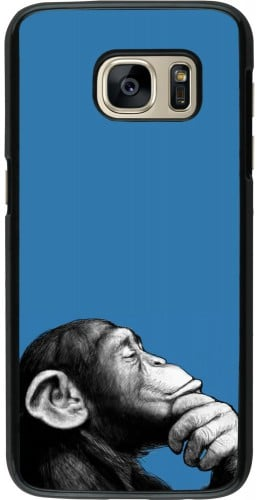Coque Samsung Galaxy S7 - Monkey Pop Art