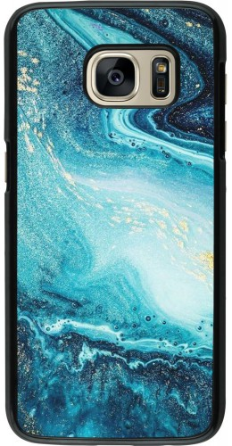 Coque Samsung Galaxy S7 - Sea Foam Blue
