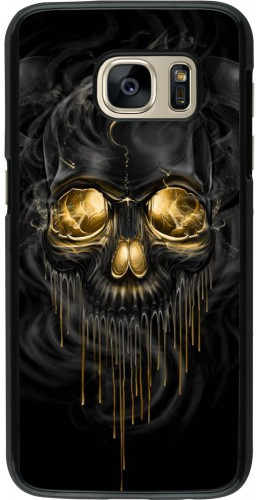 Coque Samsung Galaxy S7 -  Skull 02