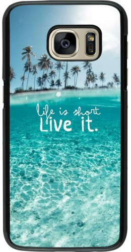 Coque Samsung Galaxy S7 - Summer 18 24