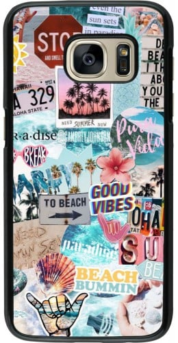 Coque Samsung Galaxy S7 - Summer 20 collage