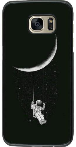 Coque Samsung Galaxy S7 edge - Astro balançoire