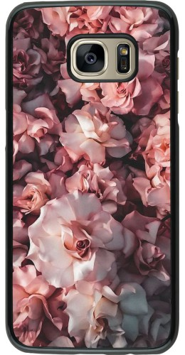 Coque Samsung Galaxy S7 edge - Beautiful Roses