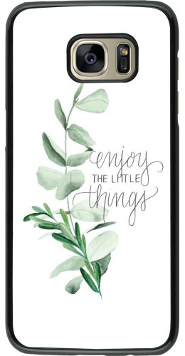 Coque Galaxy S7 edge - Enjoy the little things
