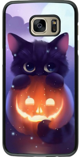 Coque Galaxy S7 edge - Halloween 17 15