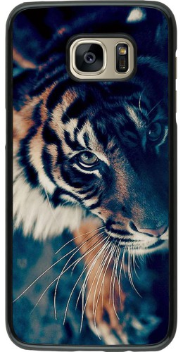 Coque Galaxy S7 edge - Incredible Lion