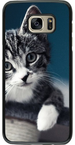 Coque Galaxy S7 edge - Meow 23