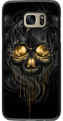 Coque Samsung Galaxy S7 edge -  Skull 02