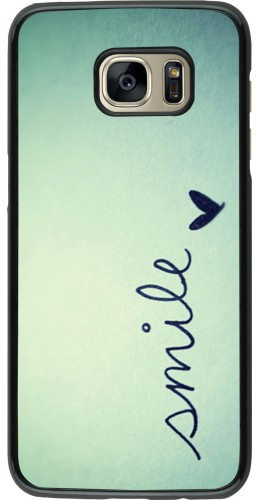 Coque Samsung Galaxy S7 edge -  Smile