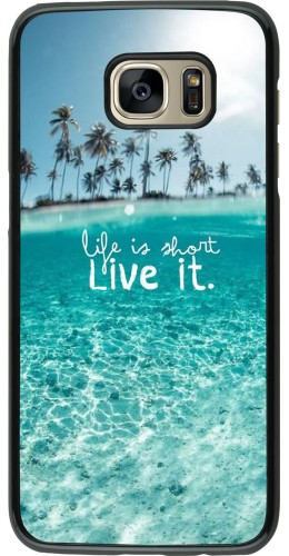 Coque Samsung Galaxy S7 edge - Summer 18 24