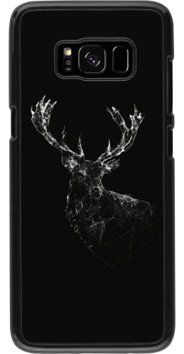 Coque Galaxy S8 - Abstract deer