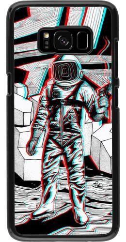 Coque Samsung Galaxy S8 - Anaglyph Astronaut