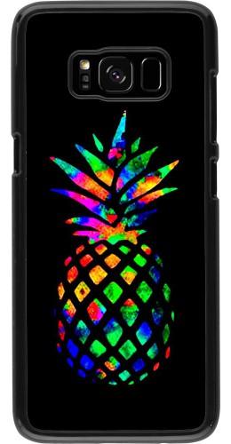 Coque Samsung Galaxy S8 - Ananas Multi-colors