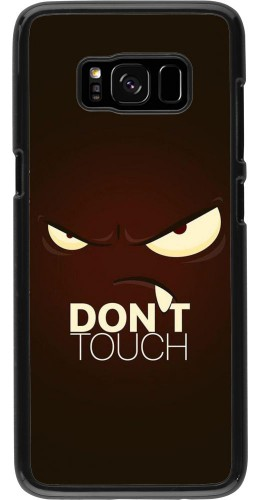 Coque Samsung Galaxy S8 - Angry Dont Touch