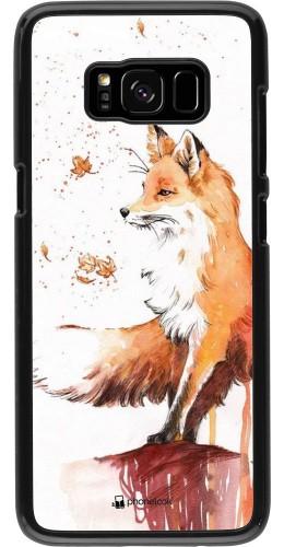 Coque Samsung Galaxy S8 - Autumn 21 Fox