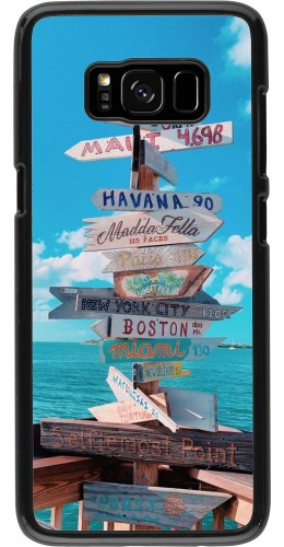 Coque Samsung Galaxy S8 - Cool Cities Directions