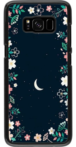 Coque Samsung Galaxy S8 - Flowers space