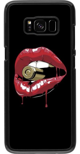 Coque Samsung Galaxy S8 - Lips bullet