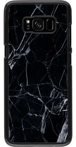 Coque Samsung Galaxy S8 - Marble Black 01