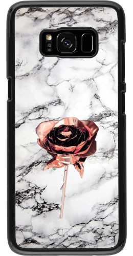 Coque Samsung Galaxy S8 - Marble Rose Gold