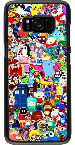 Coque Samsung Galaxy S8 - Mixed cartoons