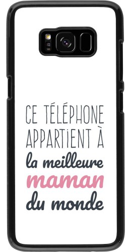 Coque Samsung Galaxy S8 - Mom 20 04