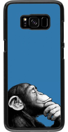 Coque Samsung Galaxy S8 - Monkey Pop Art