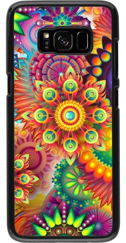 Coque Samsung Galaxy S8 - Multicolor aztec