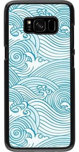 Coque Samsung Galaxy S8 - Ocean Waves
