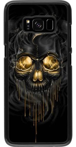Coque Samsung Galaxy S8 - Skull 02