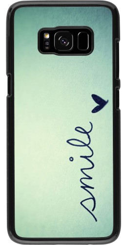 Coque Samsung Galaxy S8 - Smile