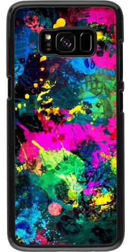 Coque Samsung Galaxy S8 - splash paint