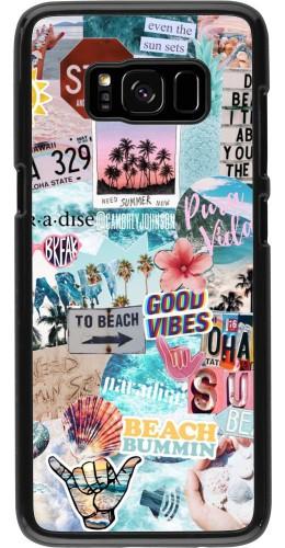 Coque Samsung Galaxy S8 - Summer 20 collage
