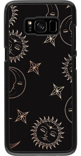 Coque Samsung Galaxy S8 - Suns and Moons