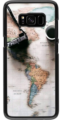 Coque Samsung Galaxy S8 - Travel 01