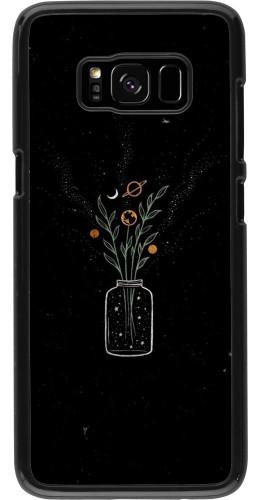 Coque Samsung Galaxy S8 - Vase black